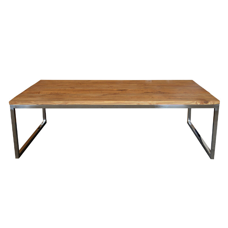 French vintage Industrial Furniture Coffee Table HL165