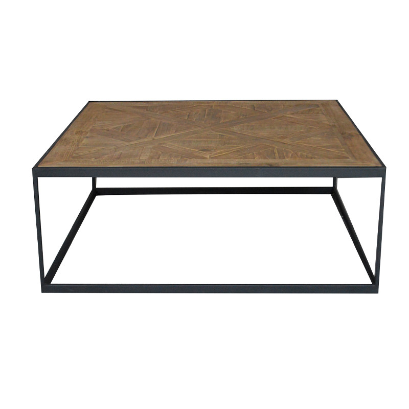 Industrial Furniture Solid Wood Table HL470