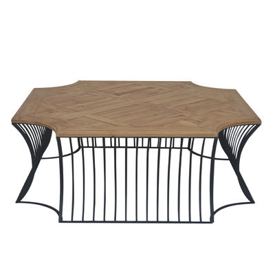 Handmade solid wood Table Special Shape SG0198