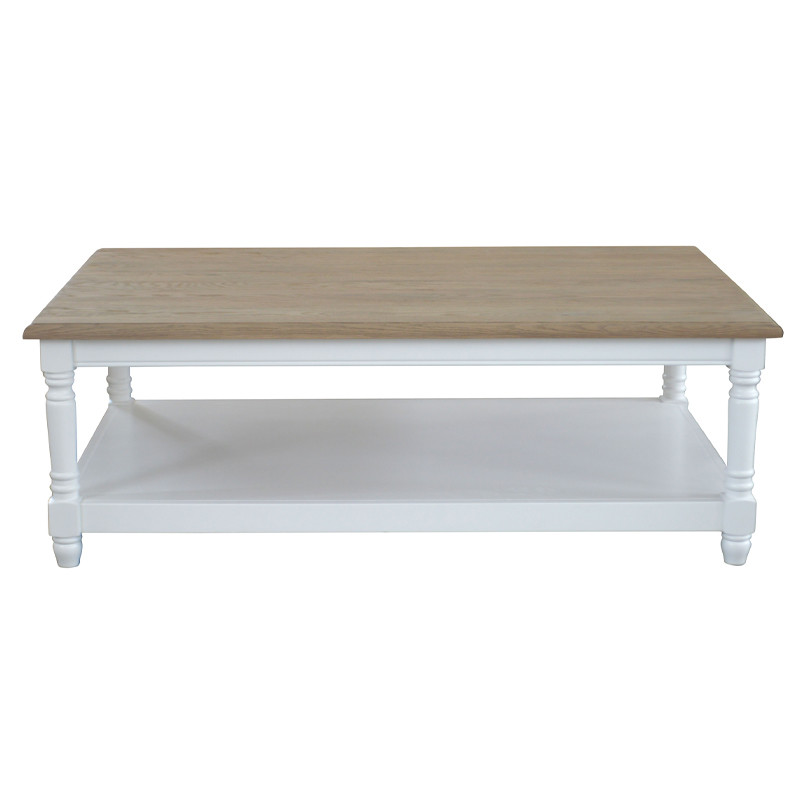 Wooden Oak Coffee Table HL915