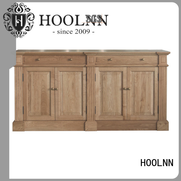 HOOLNN durable dinning room cabinet wholesale supplier for wooden furniture industry