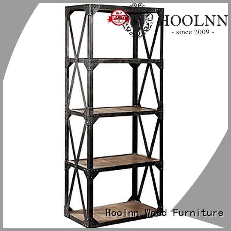 HOOLNN custom industrial style bookcase bulk sale for business