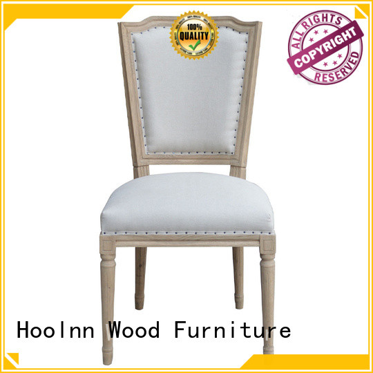 HOOLNN dining chair sale worldwide for wooden furniture industry