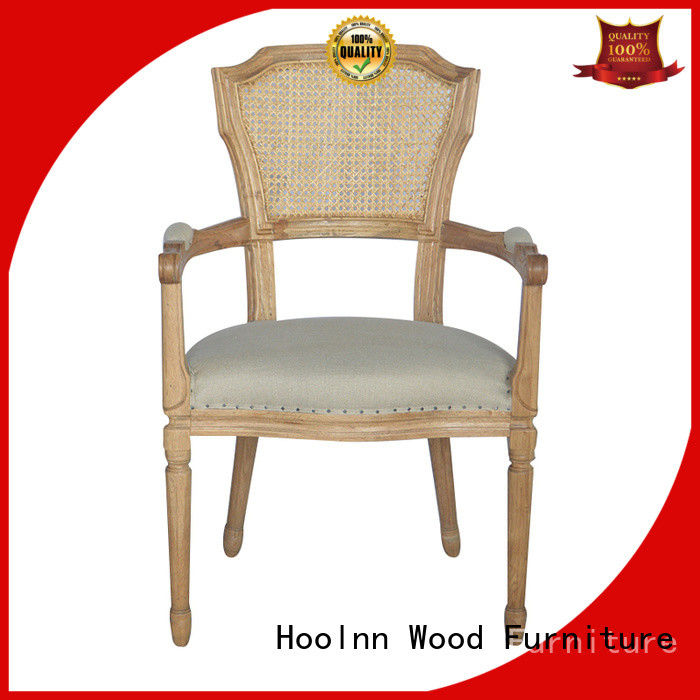 HOOLNN nice design wooden dining table factory in China for household decoration