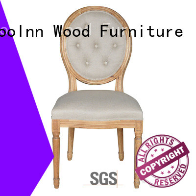 country-style wooden dining table and chairs factory in China for business