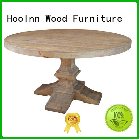 customize wood table wholesale supplier for household decoration