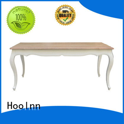 Old Fashion Wooden Dining Table And Chairs Wholesale Supplier For Business Hoolnn