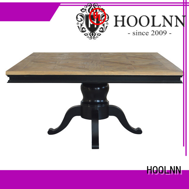 HOOLNN oem dining table chairs wholesale supplier for business
